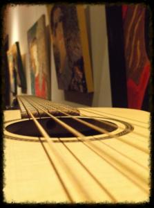 Guitar-Photograph